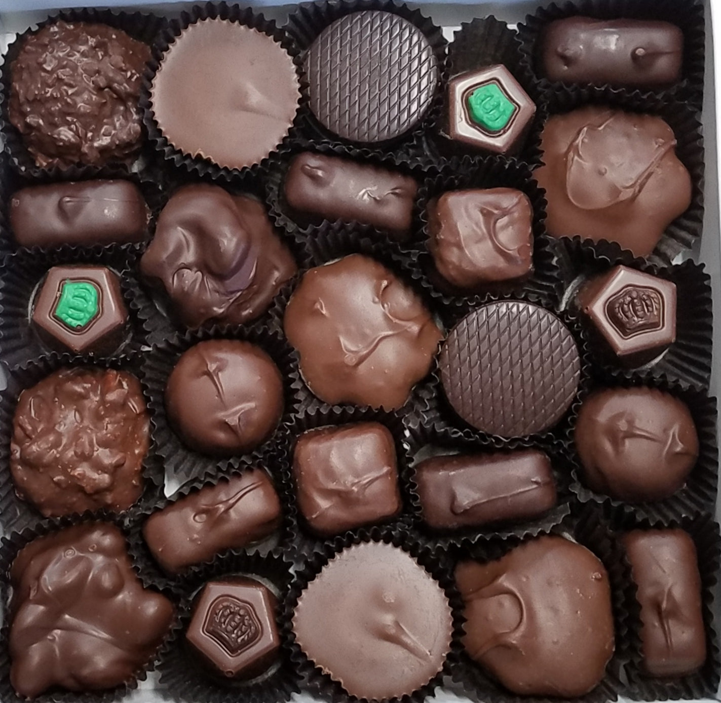 SUGAR FREE Assorted Chocolates-One Pound