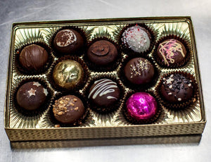 Truffles 12 Piece Gift Boxed