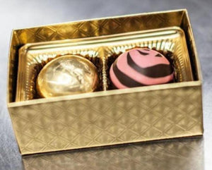 Truffles 2 Piece Gift Boxed