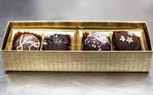 Truffles 4 Piece Gift Boxed