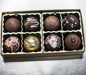 Truffles 8 piece gift box