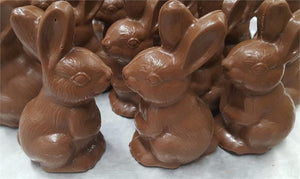 Chocolate Bunny Solid 5 ounces