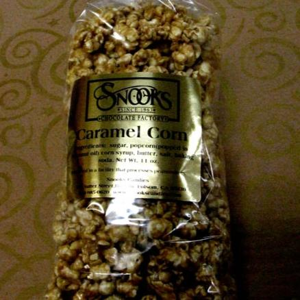 Caramel Corn - 11 ounce bag