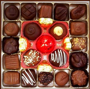 Chocolates and Truffles Assorted Box