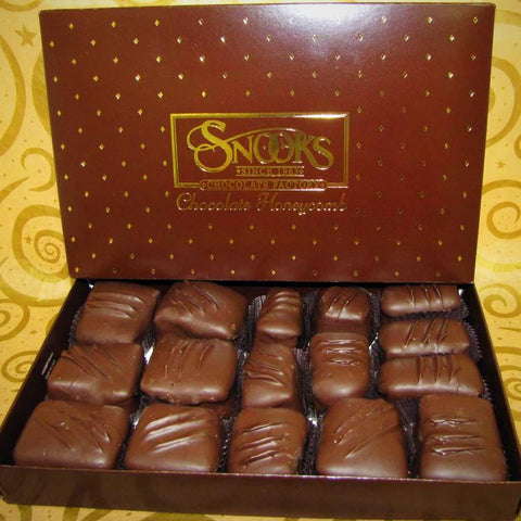 Honeycomb Dark Chocolate Gift Box