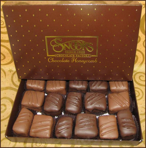 Honeycomb Mixed Chocolate Gift Box
