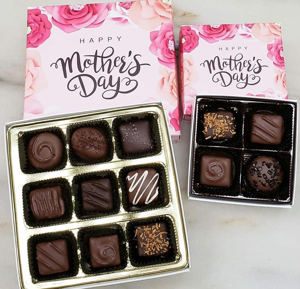 Mothers Day Chocolates - $9.50 / $15.00 Limited Quantities