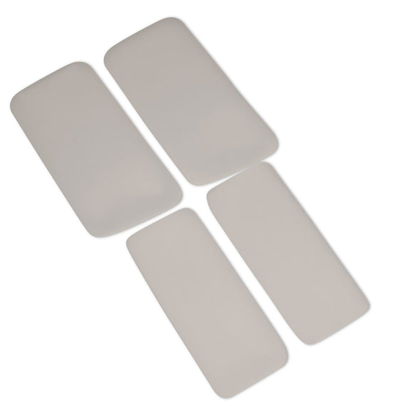 Tiger Paws Plastic Inserts - US Glove - WS-TIPS-0XS-PLA