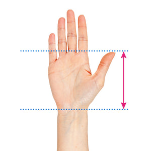 Ladies finger base size chart