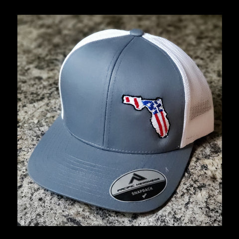 Florida State of America Flag Hat