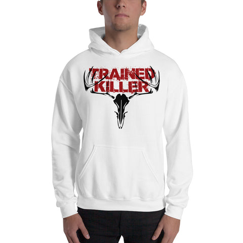 Trained Killer - Hooded Sweatshirt
