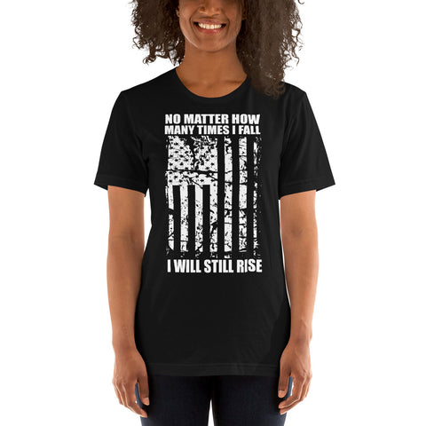 Rise and Fall - Short-Sleeve Unisex T-Shirt