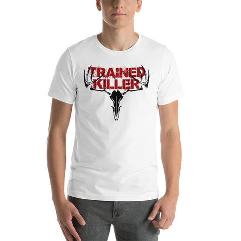 Trained Killer - Short-Sleeve Unisex T-Shirt