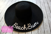 Beach Bum Beach Hat