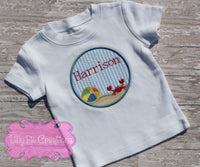 Beach Vacation Shirt for Kids