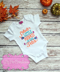 Cutest Pumpkin in the Patch Shirt - Fall Girls Outfit