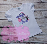 Daddy's Fishing Buddy Bodysuit - Perfect gift for Dad