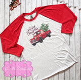 Buffalo Plaid Christmas Shirt - Lilly Pie Creations