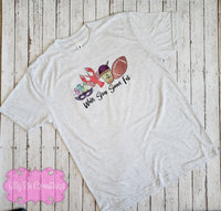 Louisiana Seasons Shirt - NOLA Seasons T-shirt