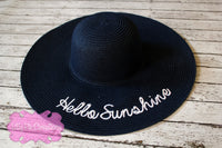Floppy Hat - Hello Sunshine