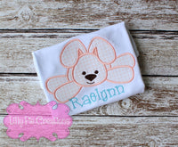 Kids Easter Bunny Shirt - Easter Shirt - Girls Easter Shirt - Boys Easter Shirt
