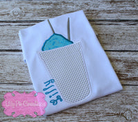 Sno Ball Shirt - Lilly Pie Creations