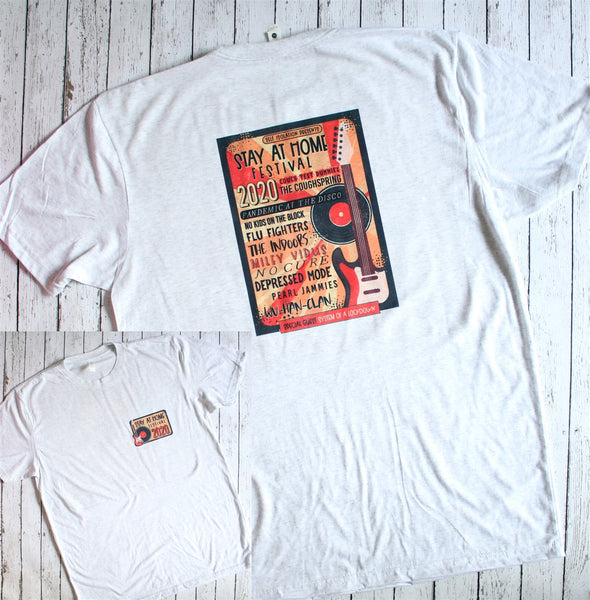 Stay at Home Festival 2020 - Funny Quarantine Shirt