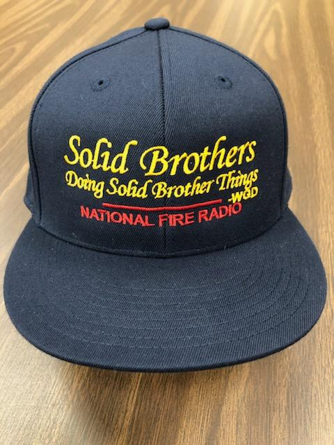 SBDSBT Hat - Fitted SMALL - MEDIUM
