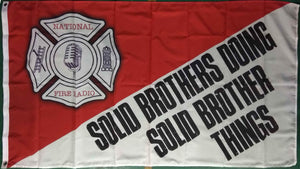 Solid Brothers Flag