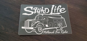 Squad Life Sticker 4x6 inches