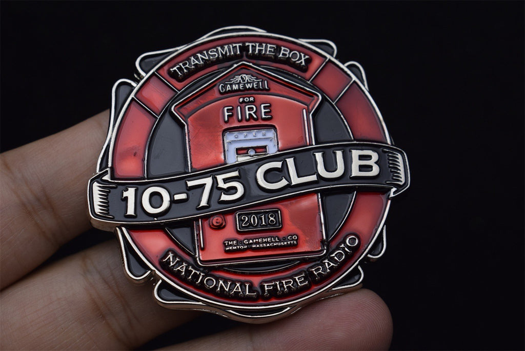 10-75 Club Challenge Coin Available June 24th!