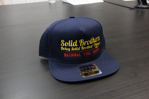 SBDSBT Hat - Snap Back Design