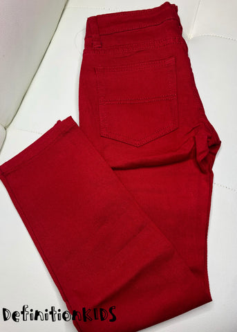 PRINCE Jeans ( RED)