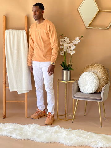 King Wheat Sweater