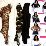 BODY SUITS FOR EVERY OCCASION (4) COLORS