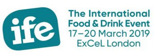 Come see us at IFE Stand N2224