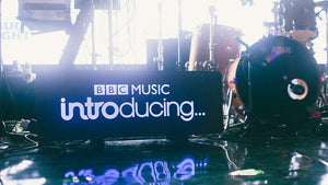 BBC Music Introducing Live 18 just loves Water in a Box