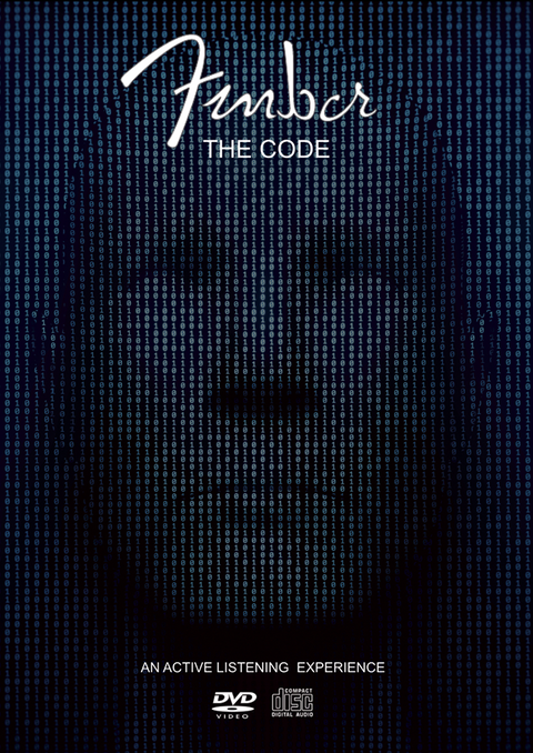 """The Code"" - DVD/CD Pack - Limited Edition - Jetpack Label Group"