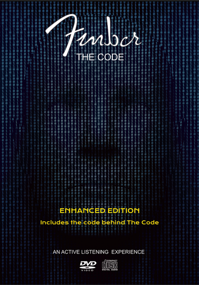 """The Code"" Enhanced Edition: DVD/CD  PREORDER - Jetpack Label Group"
