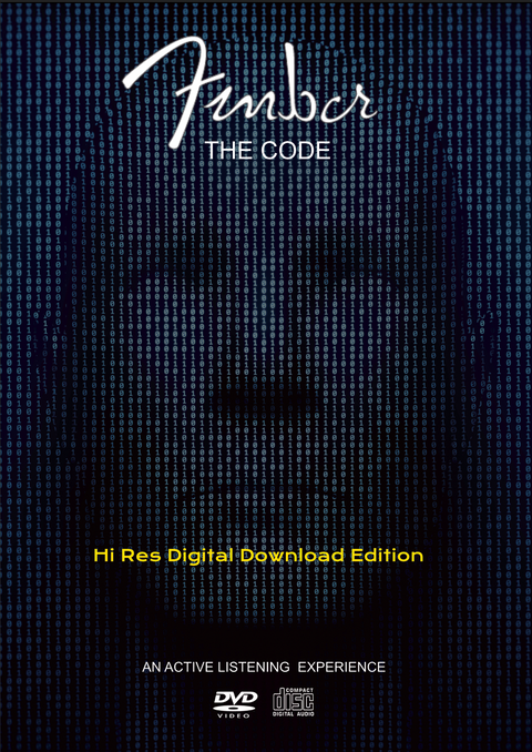 """The Code"" Finbar O'Hanlon  FLAC High Rez Digital Download - Jetpack Artist Ventures"