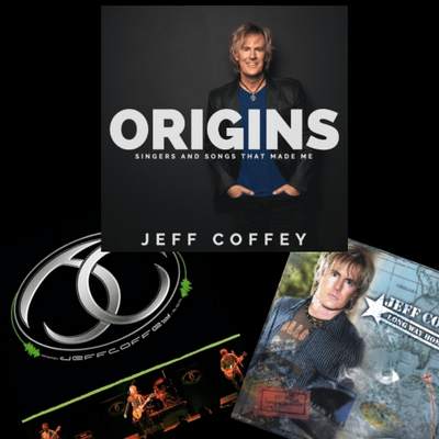 Jeff Coffey CD Bundle - All 3 for $25! - Jetpack Label Group
