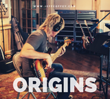 "Jeff Coffey ""Origins - Singers and Songs that Made Me "" This includes: - A PHYSICAL CD & DIGITAL MP3 DELIVERY - Jetpack Artist Ventures"