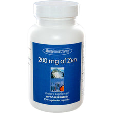 Load image into Gallery viewer, Allergy Research Group 200mg of Zen 60c Front