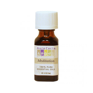 Aura Cacia Essential Oil Meditation 0.5oz
