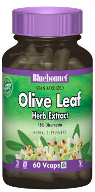 Bluebonnet Olive Leaf Extract 120 capsules