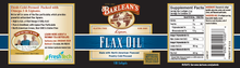 Load image into Gallery viewer, Barlean's Lignan Flaxseed Oil 100 softgels
