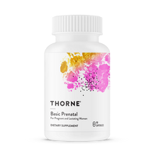 Load image into Gallery viewer, Thorne Basic Prenatal 90 capsules