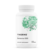 Load image into Gallery viewer, Thorne Berberine-500 60 capsules