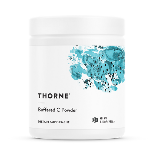 Thorne Buffered C powder 8 oz