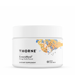 Thorne Enteromend Orange Vanilla 5.9 oz